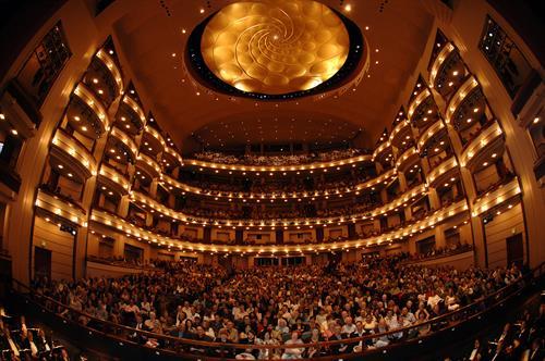 Ziff Ballet Opera House Photo by Ben Thacker