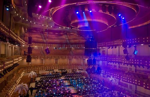 Knight Concert Hall Photo by Mitchell Zachs