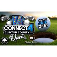Connect 4 Clinton County Open