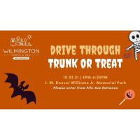 Drive Through Trunk or Treat 2021