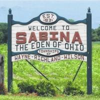 Village of Sabina