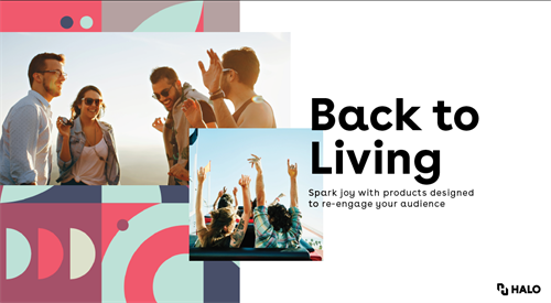 Back to Living - Promotional Items that connect with lifestyle...
