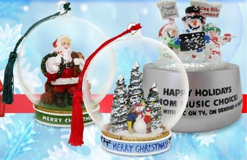 Holiday Ornaments and 3D Products
