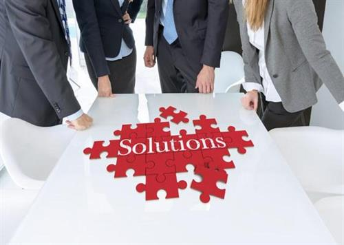 We have SOLUTIONS!  (puzzles too)  What is your biggest challenge?