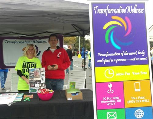 Hope Over Heroin 2015 Sharon and Andrew Yockey