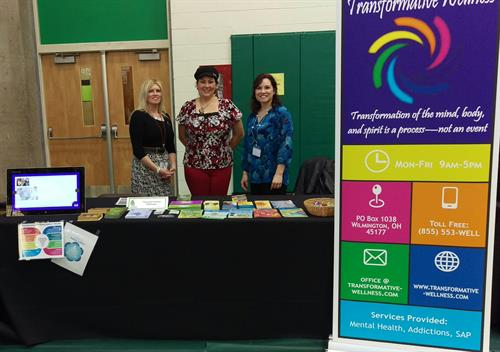 Clinton County Health Fair 2016