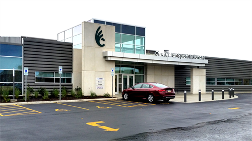 Center for Sport Sciences on Wilmington College campus
