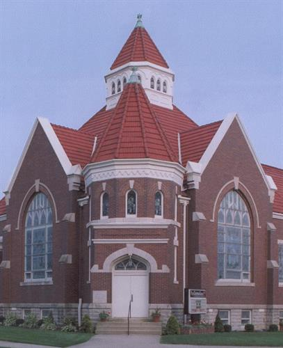 Historic First Christian Church