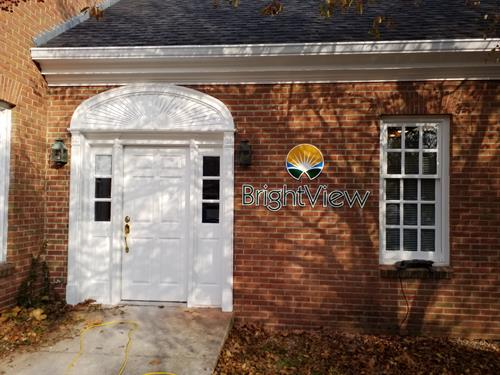 BrightView front door - Wilmington Center