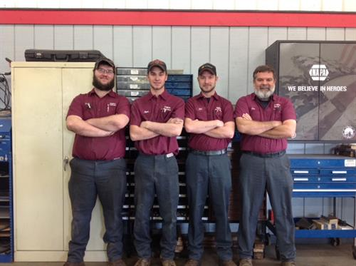 The Croghan AutoCare Crew