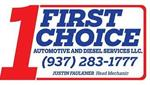 First Choice Automotive and Diesel Services LLC