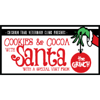 3rd Annual Cookies & Cocoa with Santa
