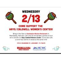 Fundraiser for Hays/Caldwell County Women's Center
