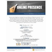 Perfecting your Online Presence
