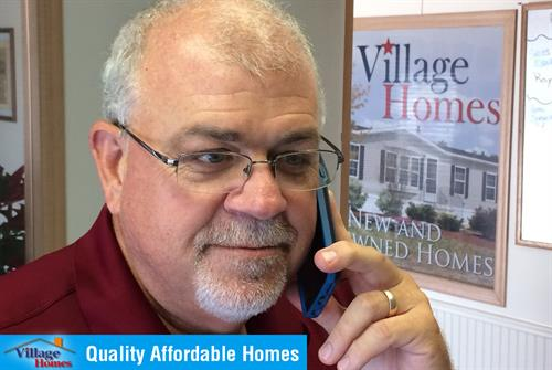 David Buchanan, Owner Village Homes