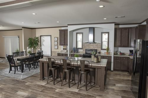 Winkler Model Home