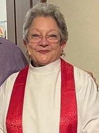 The Rev. Karen Morris, Parish Priest