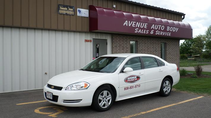 Avenue Auto Body, Inc.