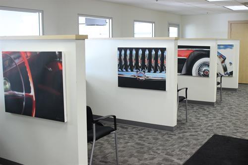 Body Shop Advisor stations