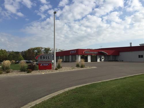 Ball Body Shop a Division of Smart Motors