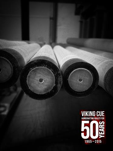 Viking Cue 50 Years of Craftsmanship