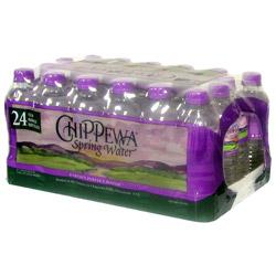 Chippewa Springs Spring Water