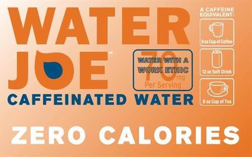 Water Joe - caffeinated water