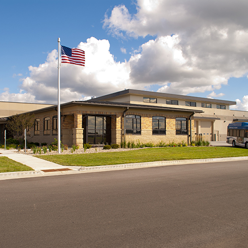 Steven's Point Transit Center
