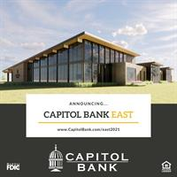 Capitol Bank Announces Plans for East Madison Location in American Center