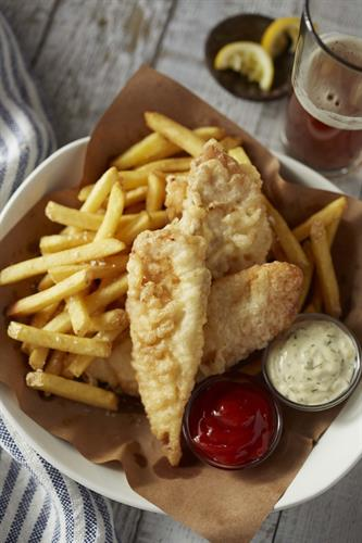 Fish + Chips