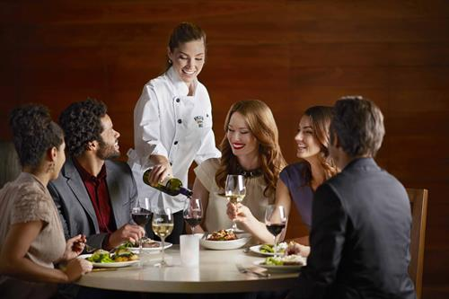 Gather with friends at Bonefish Grill