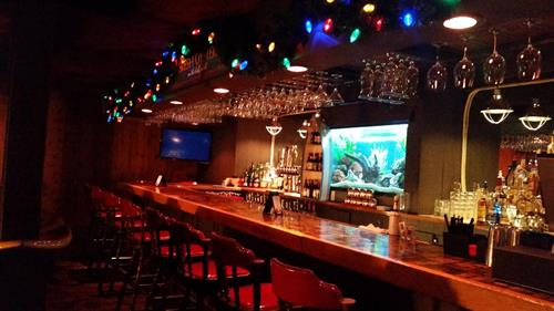 Weekly Happy Hour in the bar from 4:30 to 6 & ALL NIGHT THURSDAYS!