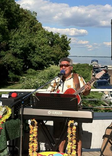 Our Summer Music Series highlights some amazing musicians!