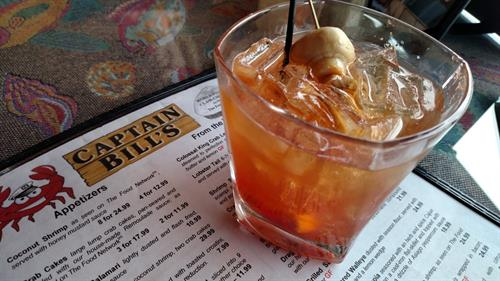 Our Hand Crafted Old Fashioneds are something special!