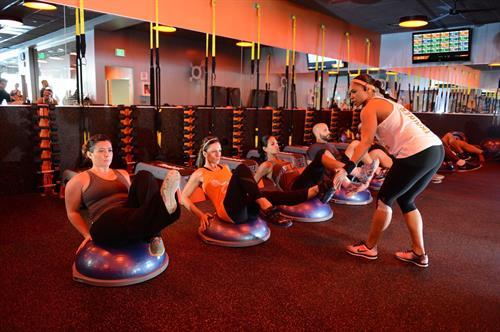 Orangetheory Fitness Workout