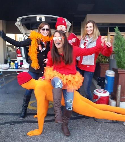 Our Orangetheory staff