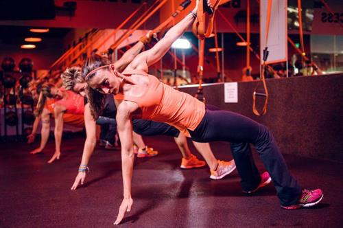 Orangetheory Fitness Workout Class