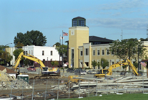 TRC - Redevelopment of Downtown