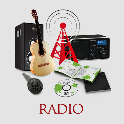 Command the airwaves with compelling radio ads.