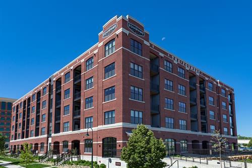 Foundry Luxury Apartments