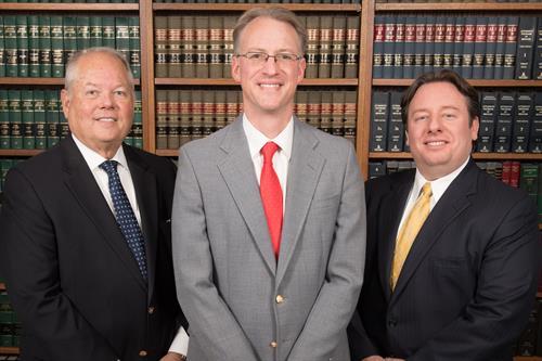 Wayne Wilson, John Haslam, Dan Purtell