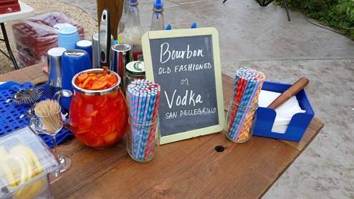 Century Barn Outdoor Cocktail Hour