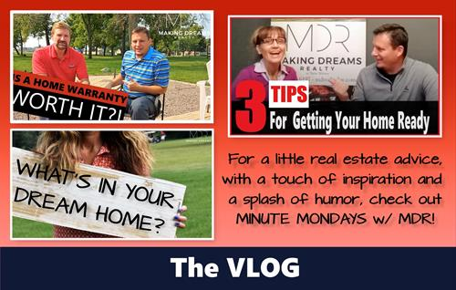 Join us on Social Media for MINUTE MONDAYS w/ MDR
