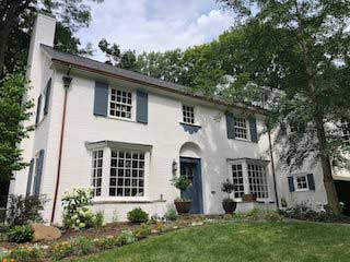 exterior house painting contractors madison wi