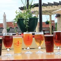 12 beers brewed in house on tap