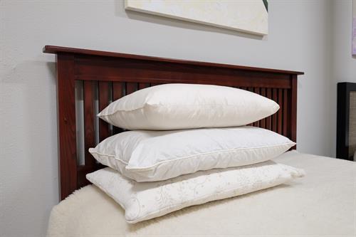 Organic and Natural Pillows