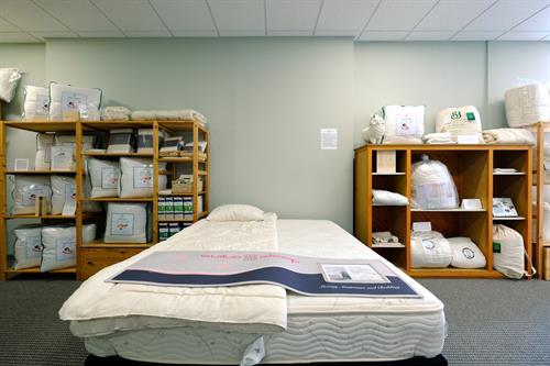 Adult organic mattress