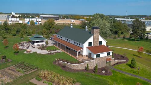 Harvest Haven Timber Frame Barn, Fitchburg, WI