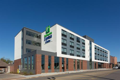 Platteville Holiday Inn Express, Platteville, WI