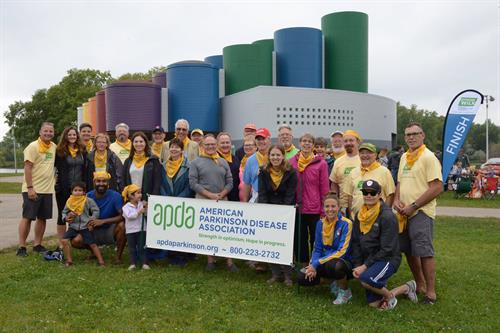 August's annual Optimism Walk is a fun-filled, family-friendly day of raising awareness and funds for APDA Wisconsin
